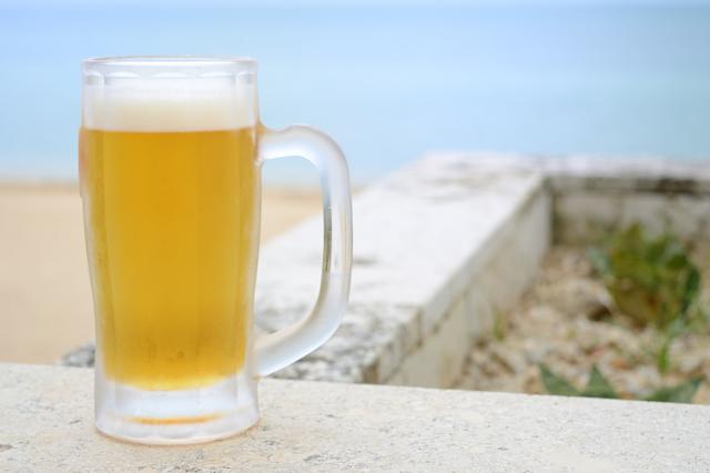 アルコールは美肌の大敵